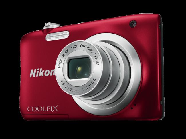 Sajtóközlemény az új Nikon COOLPIX A100 és A10 fényképezőgépek megjelenéséről