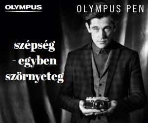 Olympus PEN-F sorozat a Tennóban