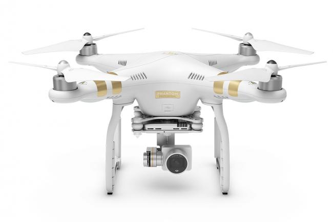 Megérkeztek a drónok