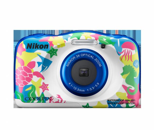 Sajtóközlemény az új Nikon Coolpix W100 fényképezőgépről