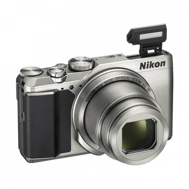 Sajtóközlemény a legújabb COOLPIX fényképezőgépekről az új snapbridge szinkronizáló és megosztó alkalmazással