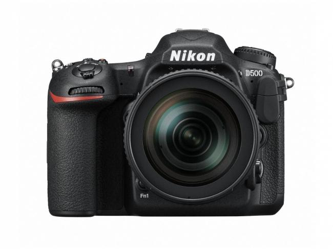 Sajtóközlemény az új Nikon D500 fényképezőgép megjelnéséről