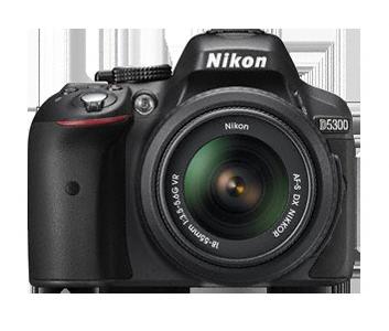 Adjon szárnyakat kreativitásának: a Nikon bemutatta D5300 nevű új, DX-formátumú, beépített Wi-Fi és GPS funkcióval rendelkező digitális tükörreflexes fényképezőgépét - sajtóközlemény