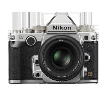 Bemutatkozik a Nikon Df, a retro stílusú, csúcskategóriájú, a fényképezés szeretetét sugárzó digitális tükörreflexes fényképezőgép - sajtóközlemény