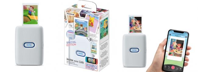 Fujifilm Instax Mini link applikáció a Nintendo Switch konzolhoz