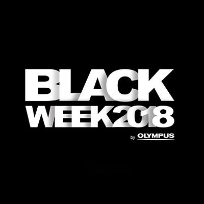 Olympus Black Week promóció