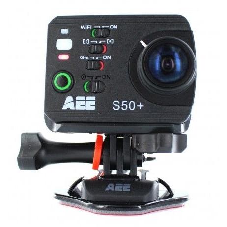 AEE S50+ Akciókamera + TFT monitor 2.0 + kiegészítők 03