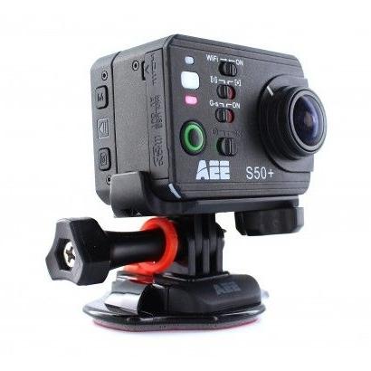 AEE S50+ Akciókamera + TFT monitor 2.0 + kiegészítők 04