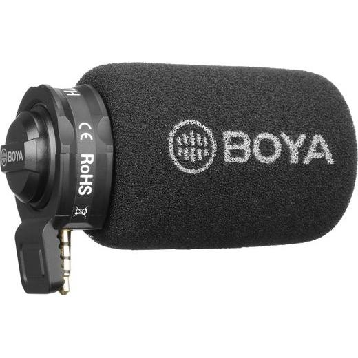 Boya BY-A7H 3,5mm jack P&P mikrofon 03