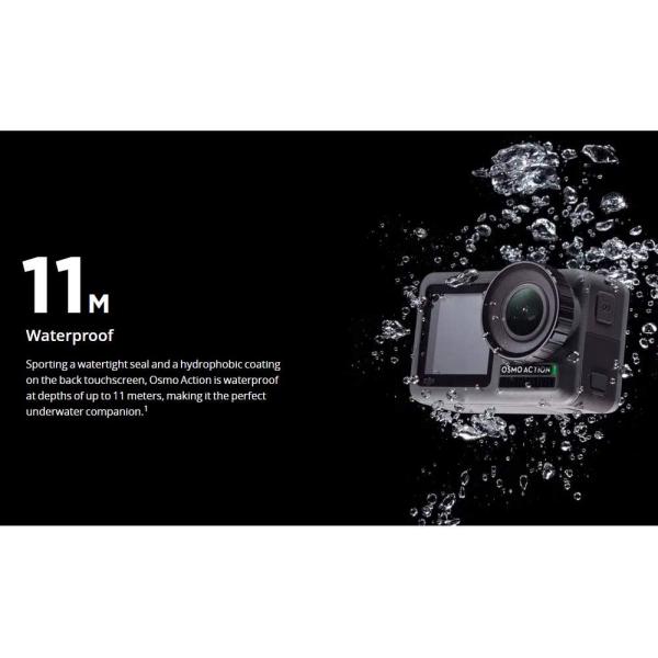 DJI Osmo Action akciókamera 06