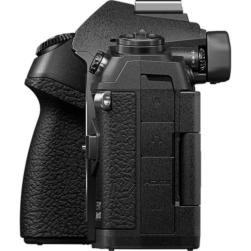 Olympus OM-D E-M1 Mark III digitális fényképezőgép váz 05