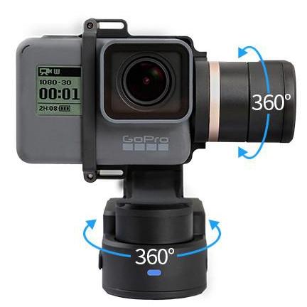 Feiyu-tech FY-WG2 Go-Pro és akciókamera vízálló stabilizátor gimbal 06