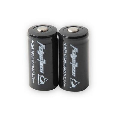 Feiyu-tech gimbal akkumulátor 16340, FY-WG és FY-WGS gimbalhoz (2db) 03