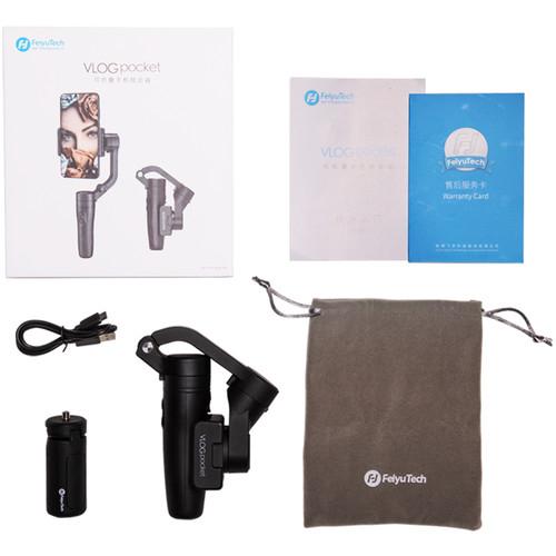 Feiyu-Tech VLOG Pocket Gimbal 08