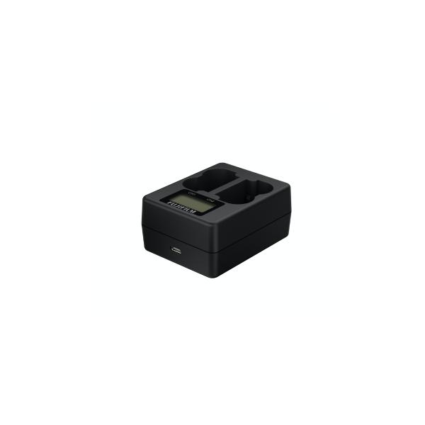 Fujifilm BC-W235 dual akkutöltő 04