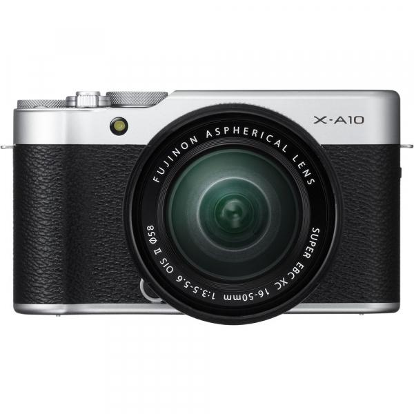 Fujifilm Finepix X-A10 digitális fényképezőgép kit, XC 16-50mm F3,5-5,6 OIS II objektívvel 04