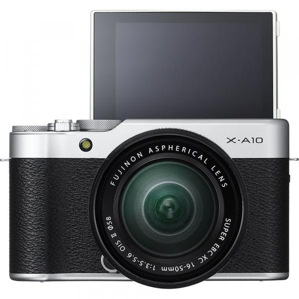 Fujifilm Finepix X-A10 digitális fényképezőgép kit, XC 16-50mm F3,5-5,6 OIS II objektívvel 06
