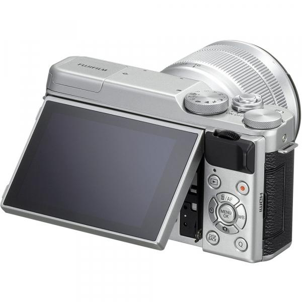 Fujifilm Finepix X-A10 digitális fényképezőgép kit, XC 16-50mm F3,5-5,6 OIS II objektívvel 07