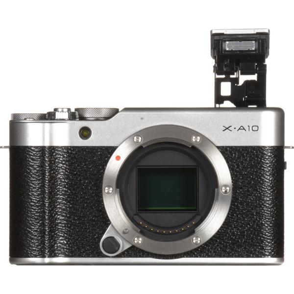 Fujifilm Finepix X-A10 digitális fényképezőgép kit, XC 16-50mm F3,5-5,6 OIS II objektívvel 08