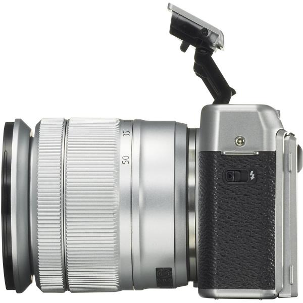 Fujifilm Finepix X-A10 digitális fényképezőgép kit, XC 16-50mm F3,5-5,6 OIS II objektívvel 09