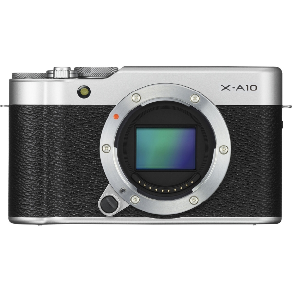 Fujifilm Finepix X-A10 digitális fényképezőgép kit, XC 16-50mm F3,5-5,6 OIS II objektívvel 10