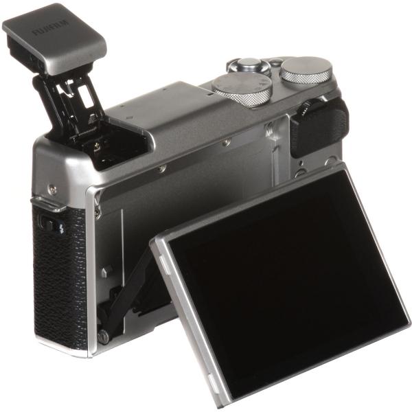 Fujifilm Finepix X-A10 digitális fényképezőgép kit, XC 16-50mm F3,5-5,6 OIS II objektívvel 16
