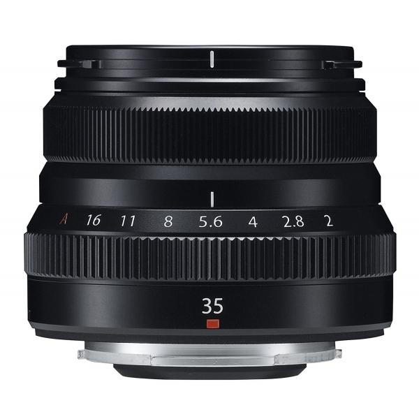 Fujifilm FinePix X-PRO 2 digitális fényképezőgép kit, FUJINON XF 35mm F2 R WR objektívvel 08