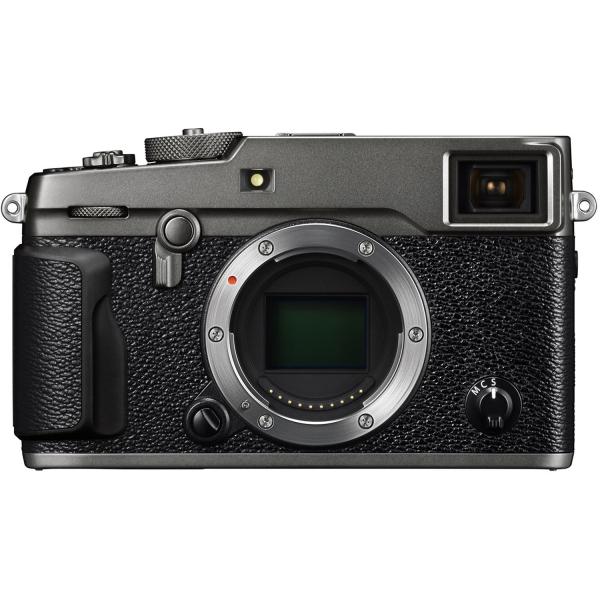 Fujifilm FinePix X-PRO 2 digitális fényképezőgép kit, XF 23mm F2 R WR objektívvel (grafitszürke) 04