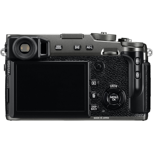 Fujifilm FinePix X-PRO 2 digitális fényképezőgép kit, XF 23mm F2 R WR objektívvel (grafitszürke) 05