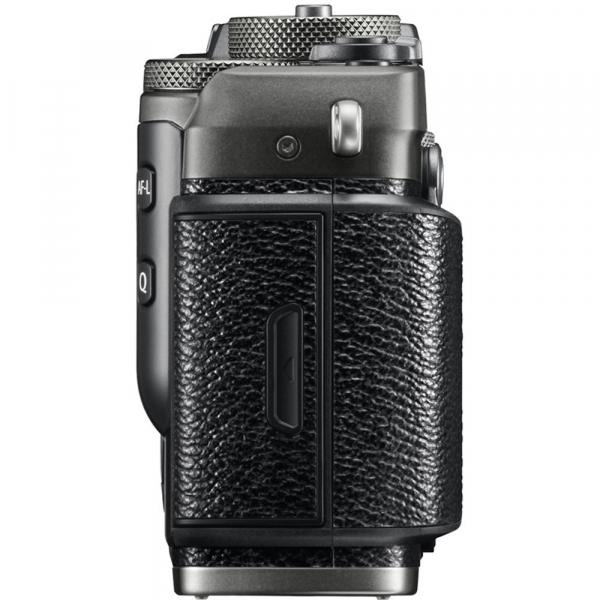 Fujifilm FinePix X-PRO 2 digitális fényképezőgép kit, XF 23mm F2 R WR objektívvel (grafitszürke) 08