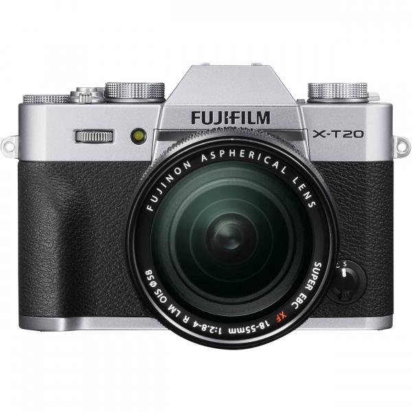 Fujifilm FinePix X-T20 digitális fényképezőgép kit, XF 18-55mm F2,8-4 R objektívvel 03