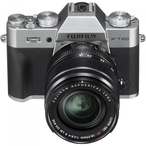 Fujifilm FinePix X-T20 digitális fényképezőgép kit, XF 18-55mm F2,8-4 R objektívvel 05