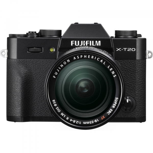 Fujifilm FinePix X-T20 digitális fényképezőgép kit, XF 18-55mm F2,8-4 R objektívvel 08