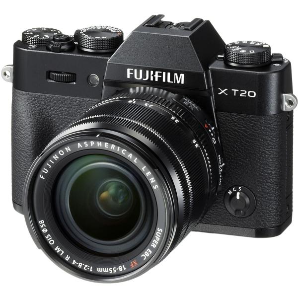 Fujifilm FinePix X-T20 digitális fényképezőgép kit, XF 18-55mm F2,8-4 R objektívvel 09