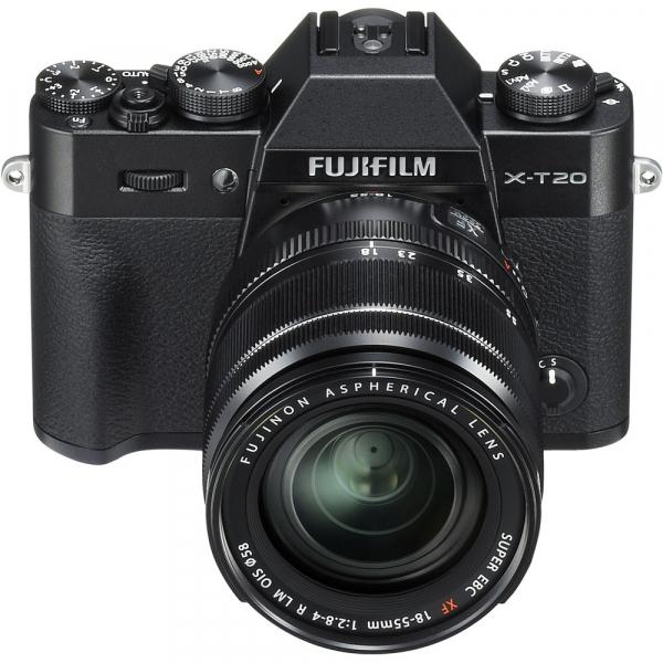 Fujifilm FinePix X-T20 digitális fényképezőgép kit, XF 18-55mm F2,8-4 R objektívvel 10