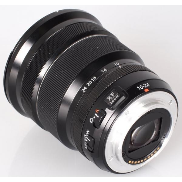 Fujifilm FUJINON XF 10-24mm F/4 R OIS objektív X sorozathoz 05