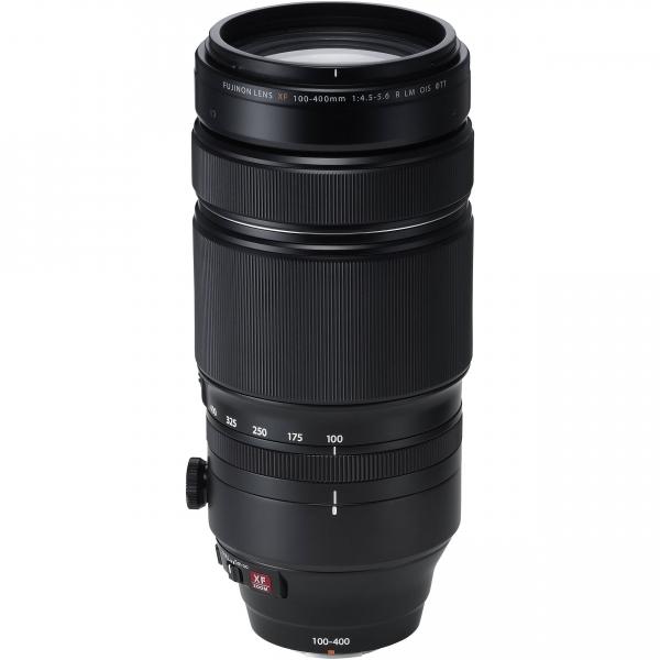 Fujifilm FUJINON XF 100-400mm F4.5-5.6 R LM OIS WR objektív 03