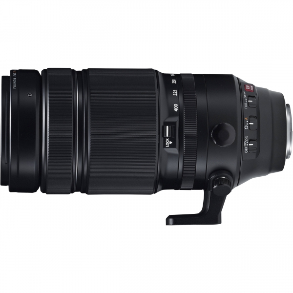 Fujifilm FUJINON XF 100-400mm F4.5-5.6 R LM OIS WR objektív 04