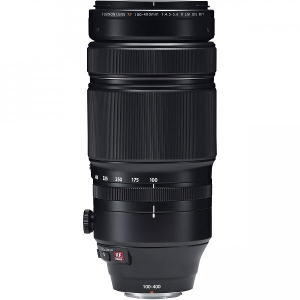 Fujifilm FUJINON XF 100-400mm F4.5-5.6 R LM OIS WR objektív 06