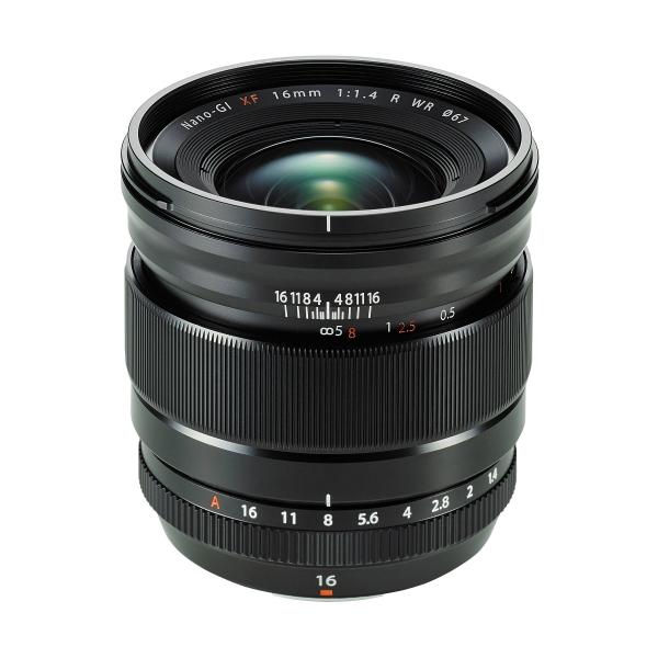 Fujifilm FUJINON XF 16mm F1.4 R WR objektív 03