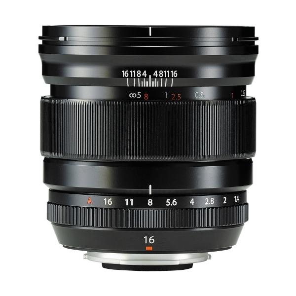 Fujifilm FUJINON XF 16mm F1.4 R WR objektív 04