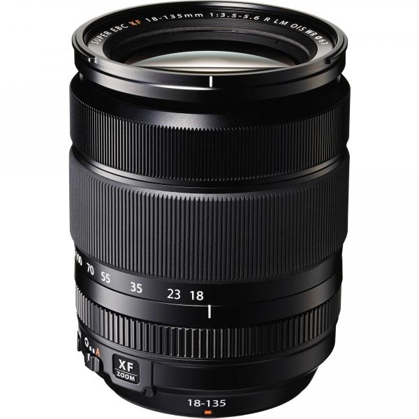 Fujifilm FUJINON XF 18-135mm F3.5-5.6 R LM OIS WR objektív 03