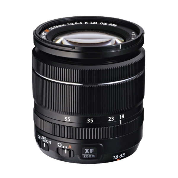 Fujifilm FUJINON XF 18-55mm F2.8-4 R LM OIS objektív X sorozathoz 03