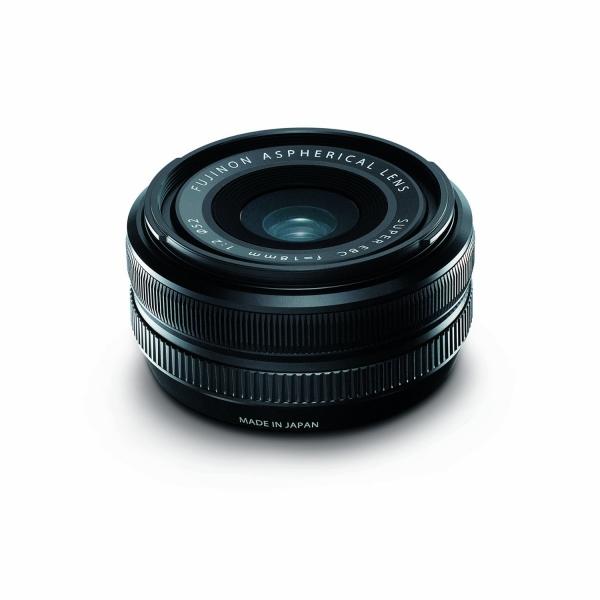 Fujifilm FUJINON XF 18mm f/2 R objektív X sorozathoz 03