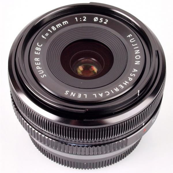Fujifilm FUJINON XF 18mm f/2 R objektív X sorozathoz 04