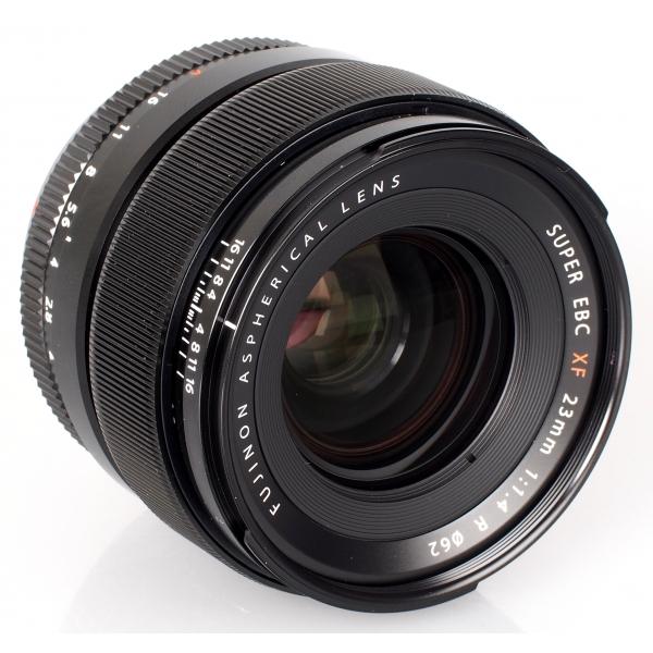 Fujifilm FUJINON XF 23mm F1.4 R objektív X sorozathoz 04