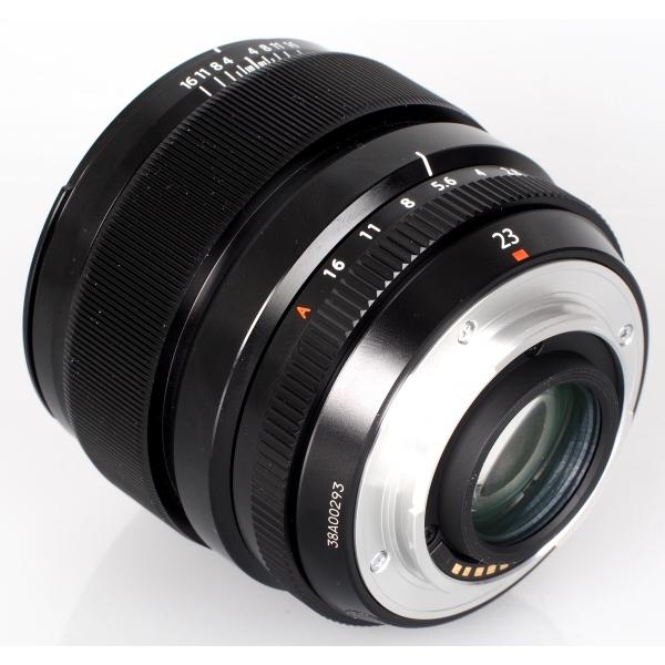 Fujifilm FUJINON XF 23mm F1.4 R objektív X sorozathoz 05