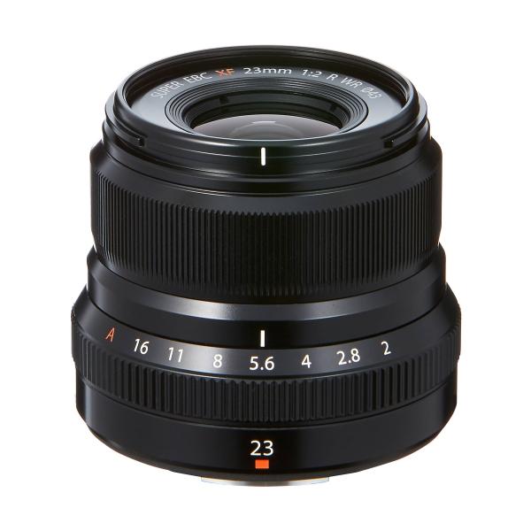 Fujifilm FUJINON XF 23mm F2 R WR objektív 03