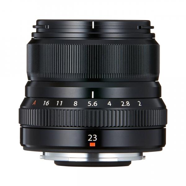 Fujifilm FUJINON XF 23mm F2 R WR objektív 04