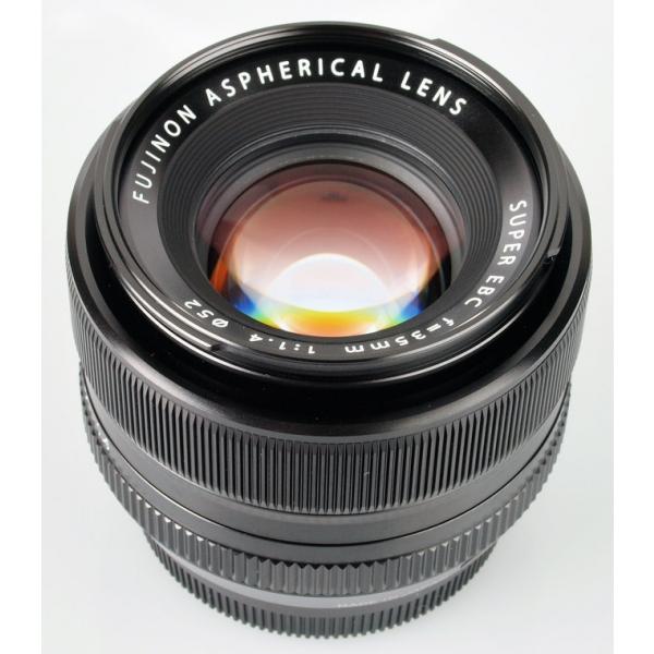 Fujifilm FUJINON XF 35mm F1.4 R objektív X sorozathoz 04